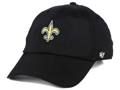 New Orleans Saints '47 NFL Repetition Tech CLEAN UP Cap