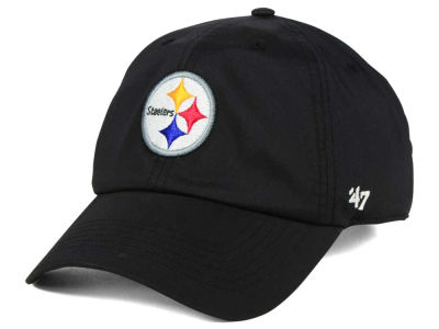 Pittsburgh Steelers '47 NFL Repetition Tech CLEAN UP Cap