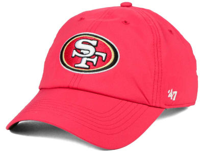 San Francisco 49ers '47 NFL Repetition Tech CLEAN UP Cap