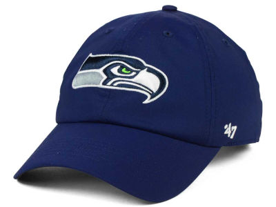 Seattle Seahawks '47 NFL Repetition Tech CLEAN UP Cap