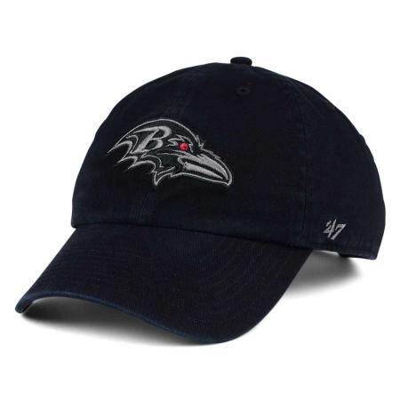 Baltimore Ravens '47 NFL Triple Rush CLEAN UP Cap