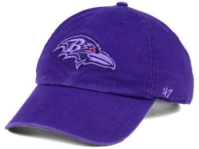 Baltimore Ravens '47 NFL Triple Rush CLEAN UP Cap