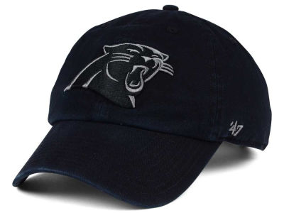 Carolina Panthers '47 NFL Triple Rush CLEAN UP Cap