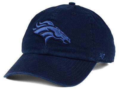 Denver Broncos '47 NFL Triple Rush CLEAN UP Cap