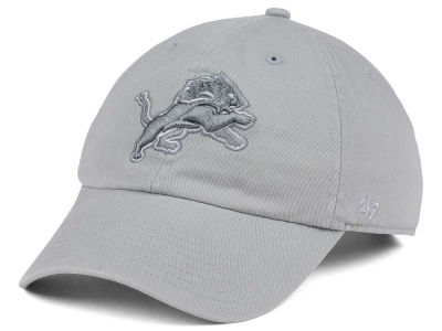 Detroit Lions '47 NFL Triple Rush CLEAN UP Cap