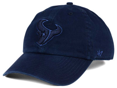 Houston Texans '47 NFL Triple Rush CLEAN UP Cap