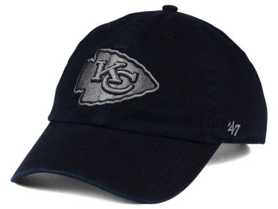 Kansas City Chiefs '47 NFL Triple Rush CLEAN UP Cap
