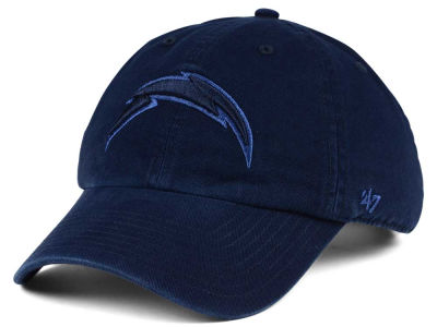 Los Angeles Chargers '47 NFL Triple Rush CLEAN UP Cap