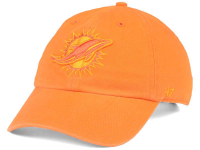 Miami Dolphins '47 NFL Triple Rush CLEAN UP Cap