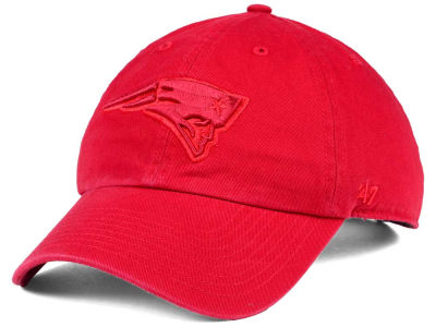 New England Patriots '47 NFL Triple Rush CLEAN UP Cap