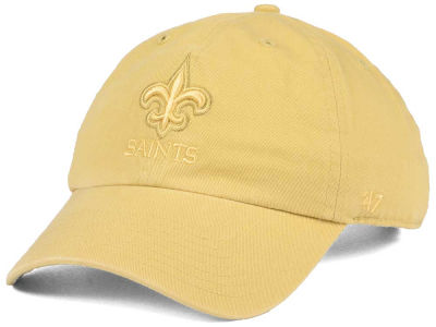 New Orleans Saints '47 NFL Triple Rush CLEAN UP Cap