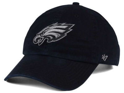 Philadelphia Eagles '47 NFL Triple Rush CLEAN UP Cap