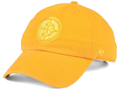 Pittsburgh Steelers '47 NFL Triple Rush CLEAN UP Cap