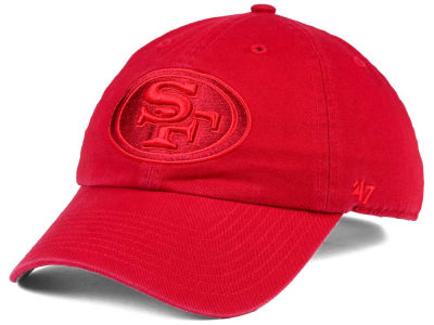 San Francisco 49ers '47 NFL Triple Rush CLEAN UP Cap