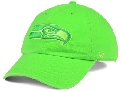 Seattle Seahawks '47 NFL Triple Rush CLEAN UP Cap