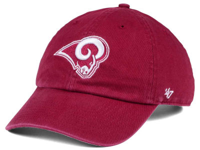 Los Angeles Rams '47 NFL Cardinal CLEAN UP Cap