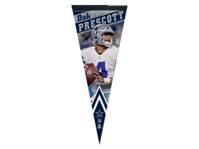 Dallas Cowboys 12x30 Premium Player Pennant
