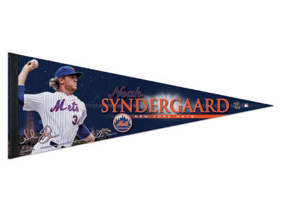 New York Mets Wincraft 12x30 Premium Player Pennant