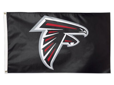 Atlanta Falcons 3x5 Deluxe Flag