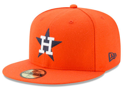 Houston Astros New Era 2018 MLB Turn Back The Clock 59FIFTY Cap