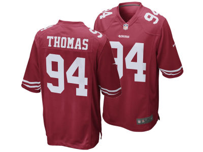 San Francisco 49ers Solomon Thomas Nike NFL Men's Game Jersey
