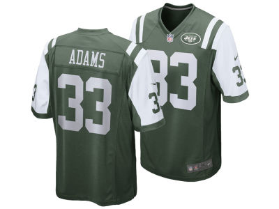 New York Jets Jamal Adams Nike NFL Men's Game Jersey