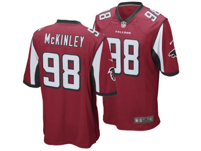 Atlanta Falcons Takk McKinley Nike NFL Men's Game Jersey