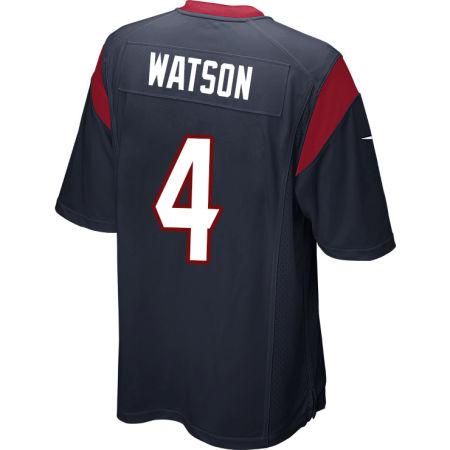 Houston Texans DeShaun Watson Nike NFL Men's Game Jersey