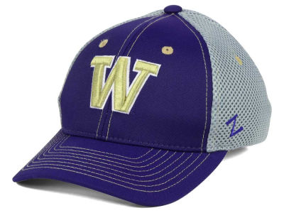 Washington Huskies Zephyr NCAA Kids Pregame Flex Cap