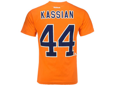 Edmonton Oilers Zack Kassian Outerstuff NHL CN Youth Player T-Shirt
