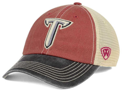Troy University Trojans Top of the World NCAA Wickler Mesh Cap