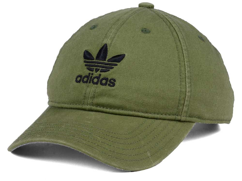 adidas Originals PreCurve Washed Cap c631eac6487