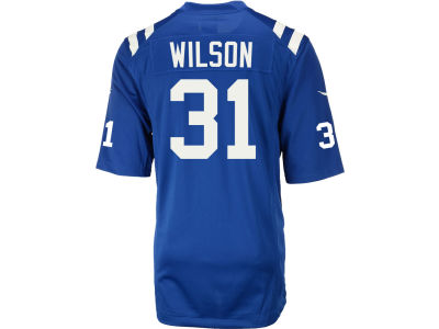 Nike Quincy Wilson NFL Men's Game Jersey