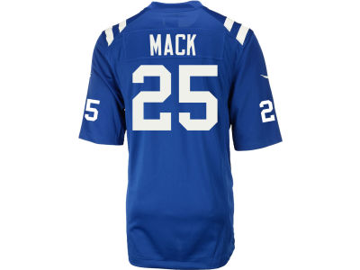 Nike Marlon Mack NFL Men's Game Jersey