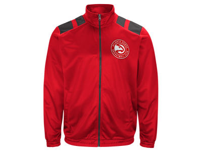 Atlanta Hawks G-III Sports NBA Men's Broad Jump Track Jacket