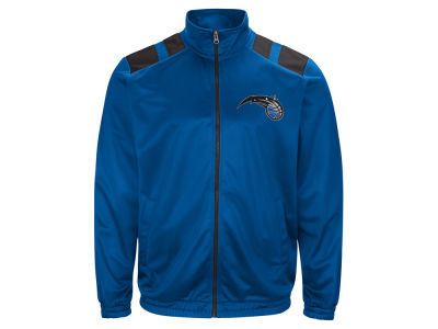 Orlando Magic G-III Sports NBA Men's Broad Jump Track Jacket