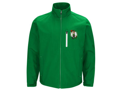 Boston Celtics G-III Sports NBA Men's Soft Shell Full Zip Jacket