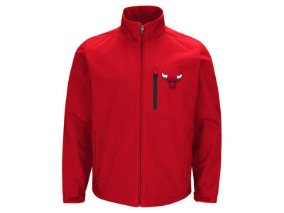 Chicago Bulls G-III Sports NBA Men's Soft Shell Full Zip Jacket