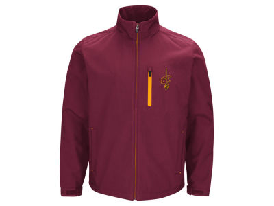 Cleveland Cavaliers G-III Sports NBA Men's Soft Shell Full Zip Jacket