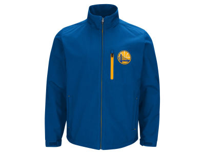 Golden State Warriors G-III Sports NBA Men's Soft Shell Full Zip Jacket