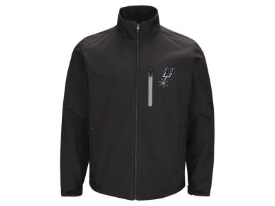 San Antonio Spurs G-III Sports NBA Men's Soft Shell Full Zip Jacket