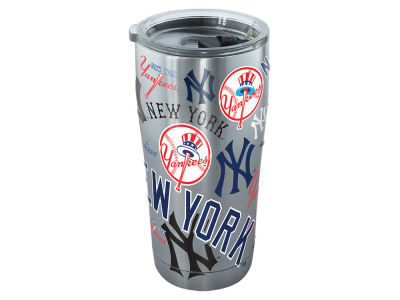 New York Yankees 20oz All Over Stainless Steel Keeper