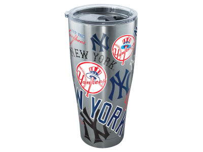 New York Yankees 30oz All Over Stainless Steel Keeper