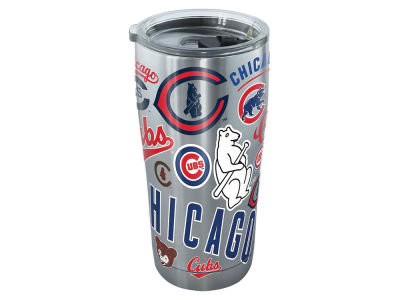Chicago Cubs 20oz All Over Stainless Steel Keeper