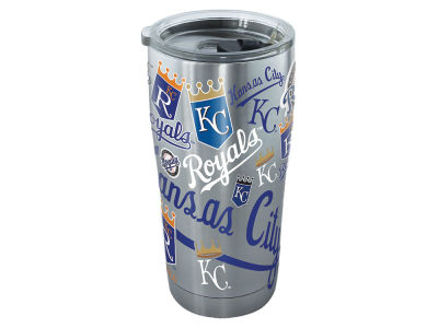 Kansas City Royals Tervis 20oz MLB All Over Stainless Steel Tumbler