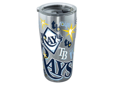 Tampa Bay Rays Tervis 20oz All Over Stainless Steel Keeper