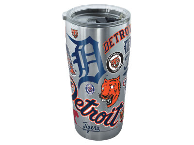 Detroit Tigers 20oz All Over Stainless Steel Keeper