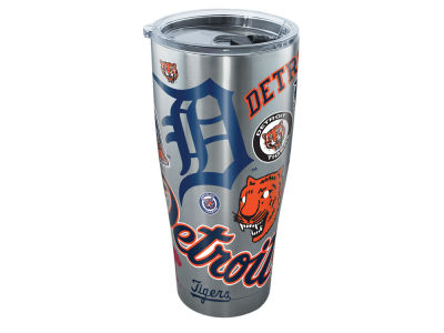 Detroit Tigers 30oz All Over Stainless Steel Keeper