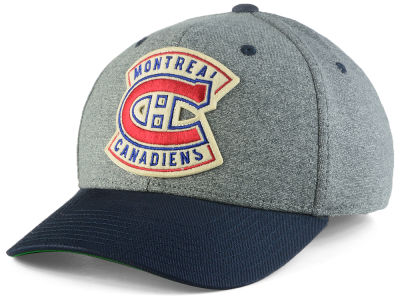 Montreal Canadiens CCM NHL CCM Structured Flex Cap