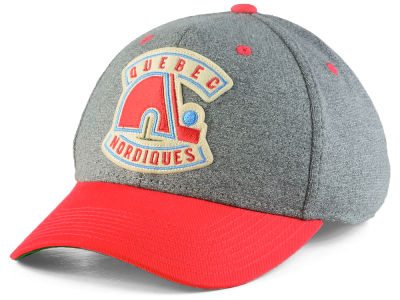 Quebec Nordiques CCM NHL CCM Structured Flex Cap